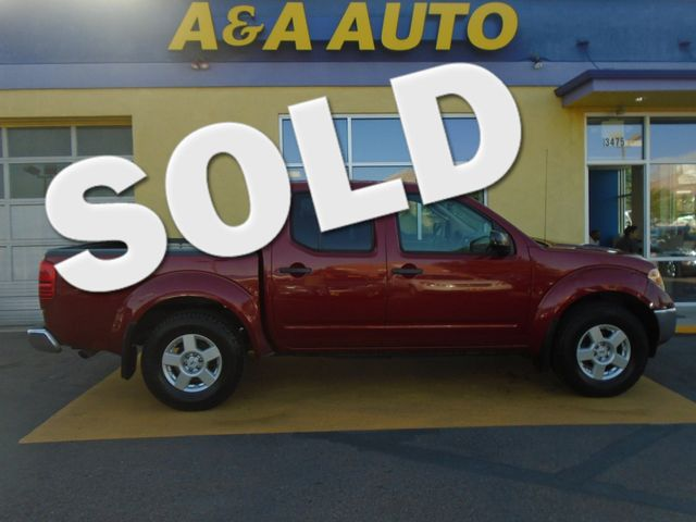2008 Nissan Frontier SE in Englewood CO, 80110