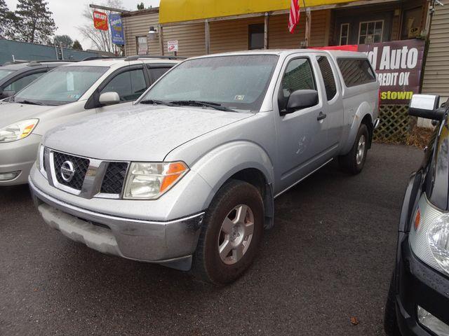 2008 Nissan Frontier SE in Lock Haven PA, 17745