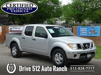2008 Nissan Frontier SE Low Miles GAS SAVER in Austin, TX 78745