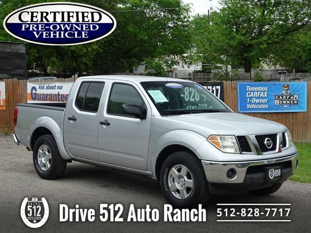2008 Nissan Frontier SE Low Miles GAS SAVER