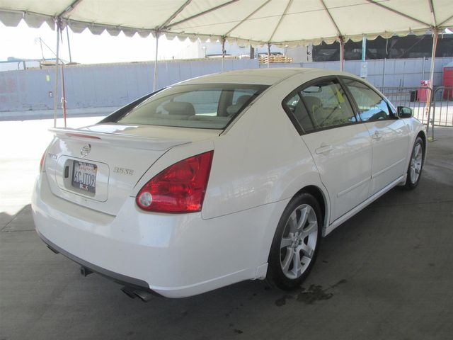 2008 Nissan Maxima 3.5 SE Gardena, California 2