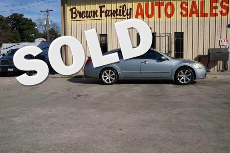 2008 Nissan Maxima 3.5 SE | Houston, TX | Brown Family Auto Sales in Houston TX