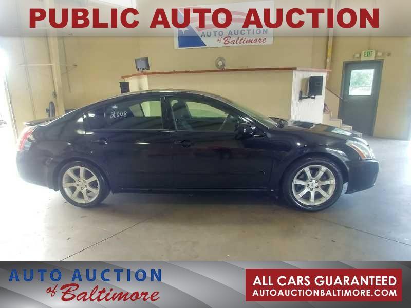 2008 Nissan Maxima 3.5 SE | JOPPA, MD | Auto Auction of Baltimore  in JOPPA MD