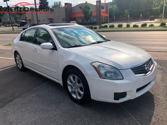2008 Nissan Maxima 3.5 SL Knoxville , Tennessee
