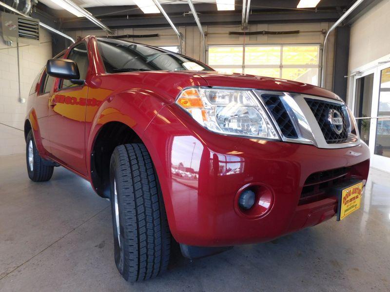 2008 Nissan Pathfinder S  city TN  Doug Justus Auto Center Inc  in Airport Motor Mile ( Metro Knoxville ), TN