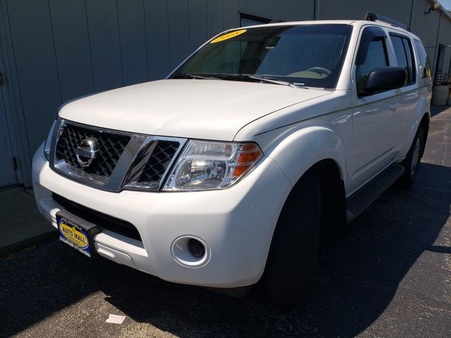 2008 Nissan Pathfinder S | Champaign, Illinois | The Auto Mall of Champaign in Champaign Illinois