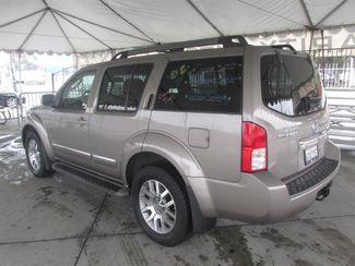 2008 Nissan Pathfinder LE Gardena, California 1