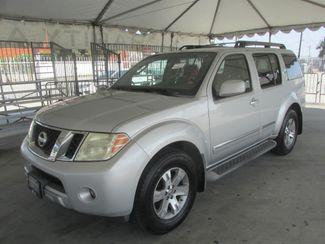 2008 Nissan Pathfinder LE Gardena, California