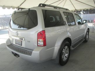 2008 Nissan Pathfinder LE Gardena, California 2