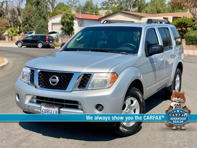 2008 Nissan PATHFINDER S XLNT CONDITION LIKE NEW NEW TIRES SERVICE RECORDS