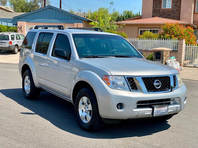 2008 Nissan PATHFINDER S XLNT CONDITION LIKE NEW NEW TIRES SERVICE RECORDS in North Hollywood, CA 91607