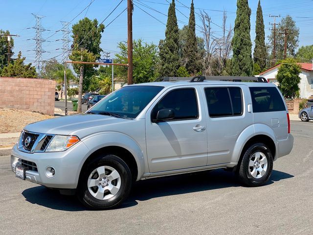 2008 Nissan PATHFINDER S XLNT CONDITION LIKE NEW NEW TIRES SERVICE RECORDS in Van Nuys, CA 91406