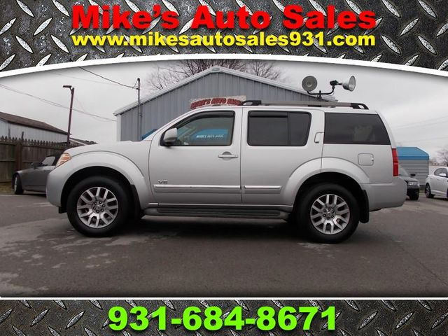 2008 Nissan Pathfinder LE Shelbyville, TN