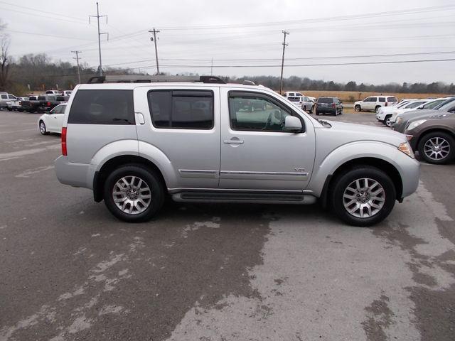 2008 Nissan Pathfinder LE Shelbyville, TN 10