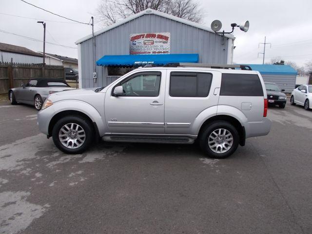 2008 Nissan Pathfinder LE Shelbyville, TN 2