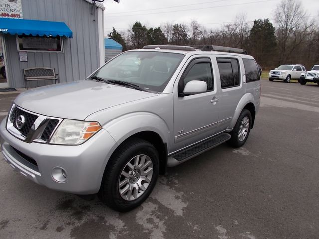 2008 Nissan Pathfinder LE Shelbyville, TN 6