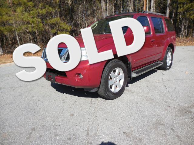 2008 Nissan Pathfinder SE Snellville , GA
