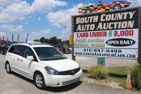 2008 Nissan Quest SE in Harwood, MD