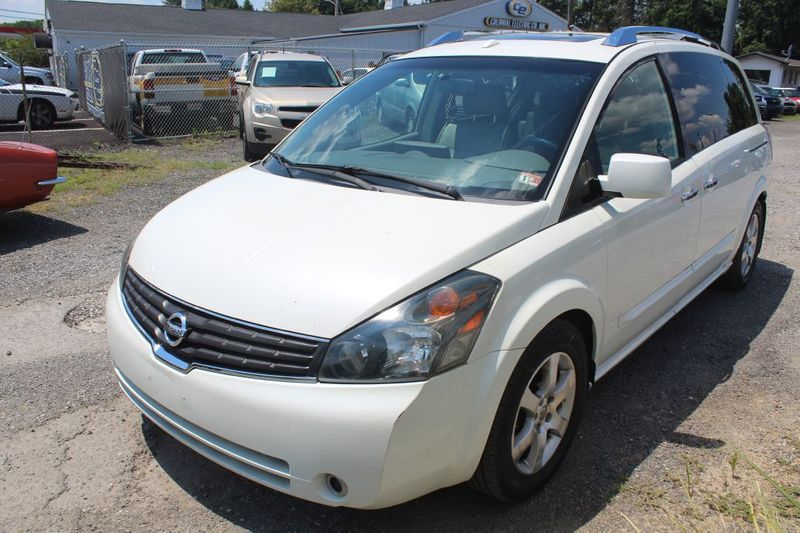 2008 Nissan Quest SE  city MD  South County Public Auto Auction  in Harwood, MD