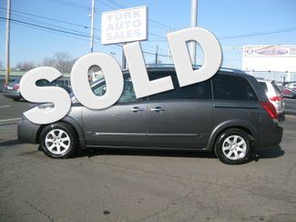 2008 Nissan Quest SL  city CT  York Auto Sales  in , CT