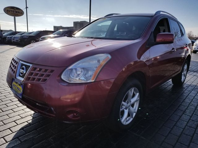2008 Nissan Rogue SL | Champaign, Illinois | The Auto Mall of Champaign in Champaign Illinois
