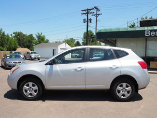 2008 Nissan Rogue S Englewood, CO 8