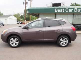 2008 Nissan Rogue SL Englewood, CO 8