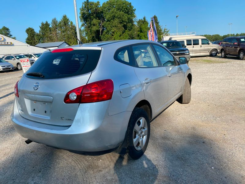 2008 Nissan Rogue S  city MD  South County Public Auto Auction  in Harwood, MD
