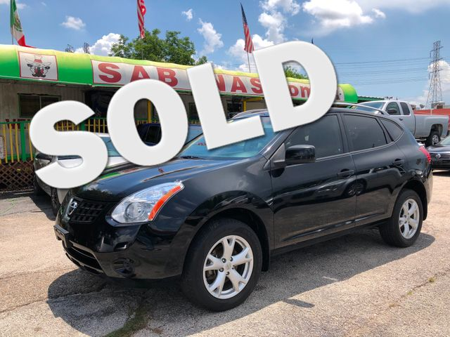 2008 Nissan Rogue SL Houston, TX