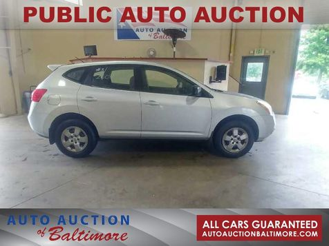 2008 Nissan Rogue S | JOPPA, MD | Auto Auction of Baltimore  in JOPPA, MD