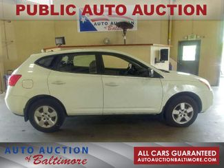 2008 Nissan Rogue S   JOPPA, MD   Auto Auction of Baltimore  in Joppa MD