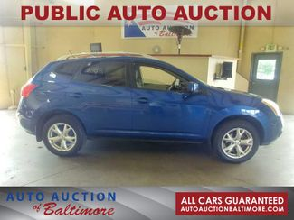 2008 Nissan Rogue SL   JOPPA, MD   Auto Auction of Baltimore  in Joppa MD