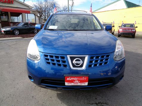 2008 Nissan Rogue SL | Nashville, Tennessee | Auto Mart Used Cars Inc. in Nashville, Tennessee