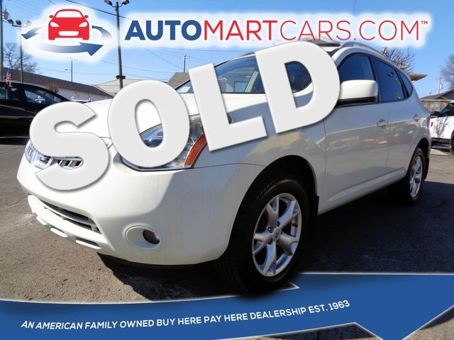 2008 Nissan Rogue SL in Nashville, Tennessee 37211