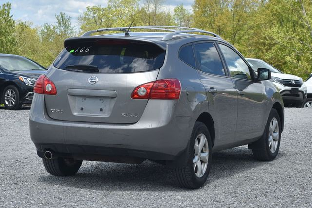 2008 Nissan Rogue SL Naugatuck, Connecticut 4