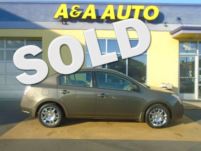 2008 Nissan Sentra 2.0 S in Englewood, CO 80110