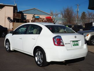 2008 Nissan Sentra 2.0 S Englewood, CO 7