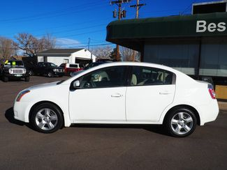 2008 Nissan Sentra 2.0 S Englewood, CO 8