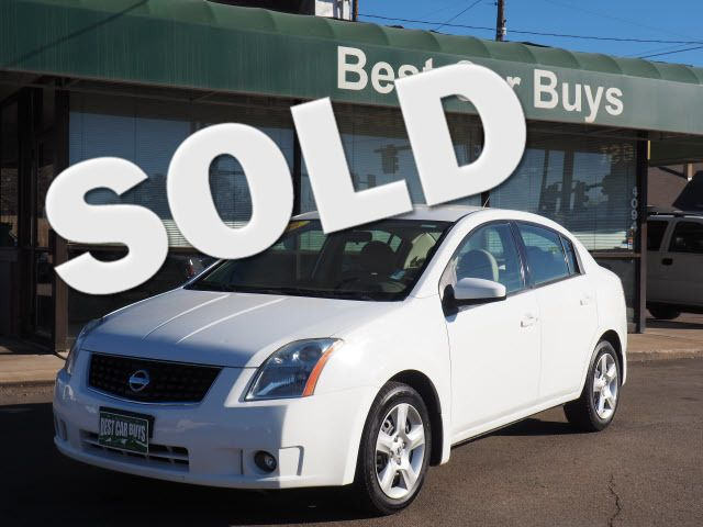 2008 Nissan Sentra 2.0 S Englewood, CO