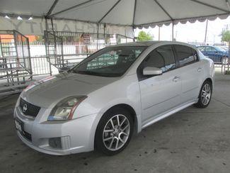 2008 Nissan Sentra SE-R Gardena, California