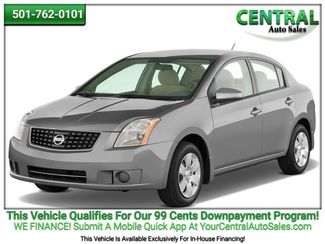 2008 Nissan Sentra 2.0 S | Hot Springs, AR | Central Auto Sales in Hot Springs AR