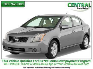 2008 Nissan Sentra 2.0 S | Hot Springs, AR | Central Auto Sales in Hot Springs AR