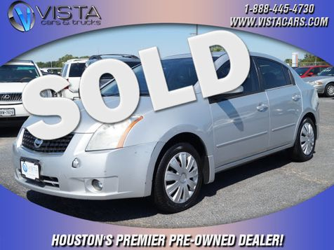 2008 Nissan Sentra 2.0 S in Houston, Texas