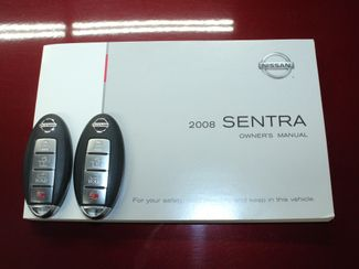 2008 Nissan Sentra 2.0 S Kensington, Maryland 105