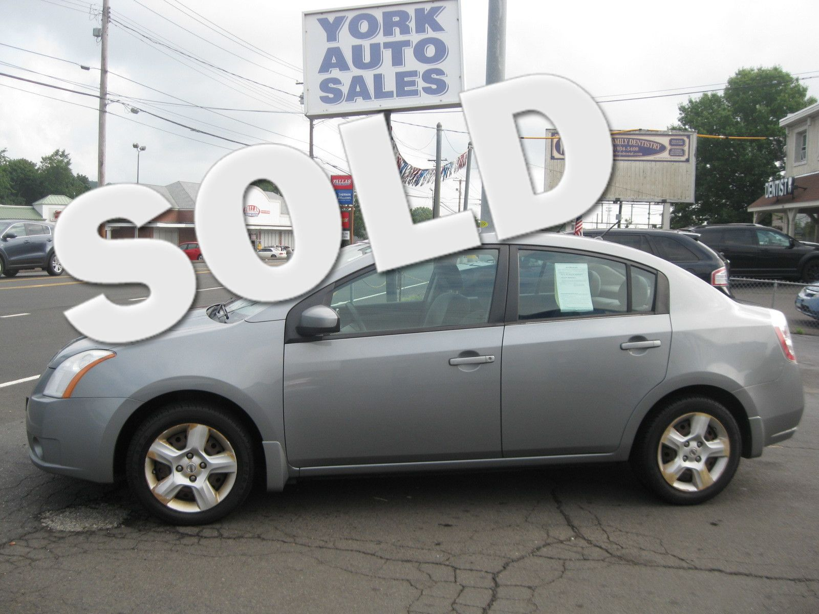 2008 Nissan Sentra 20 S city CT York Auto Sales in , ...