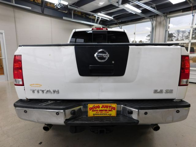 2008 Nissan Titan SE in Airport Motor Mile ( Metro Knoxville ), TN 37777