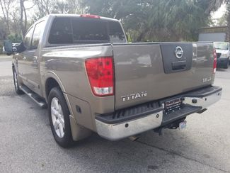 2008 Nissan Titan LE Dunnellon, FL 4