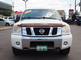 2008 Nissan Titan LE Englewood, CO 1