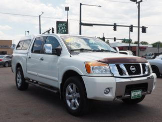 2008 Nissan Titan LE Englewood, CO 2