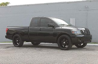 2008 Nissan Titan XE Hollywood, Florida
